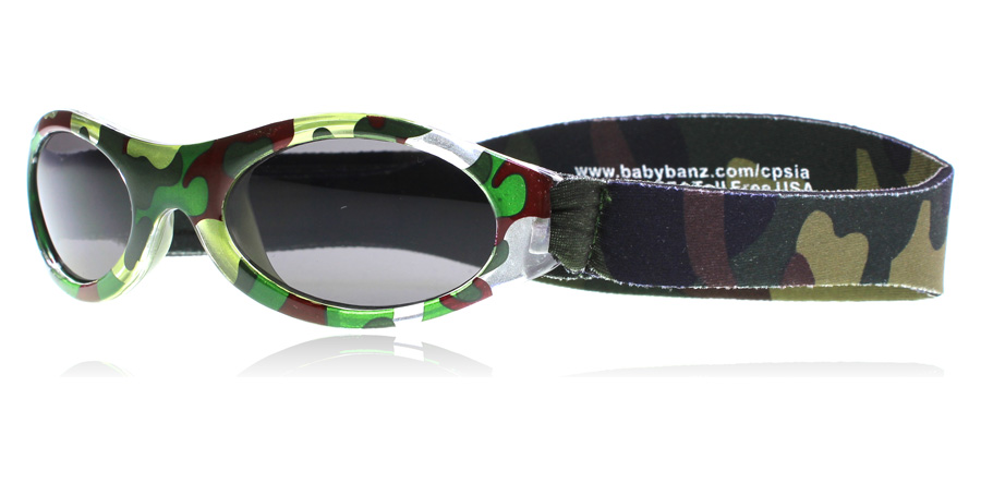 Baby Banz Adventure 0-2 Years Camouflage Grün 45mm