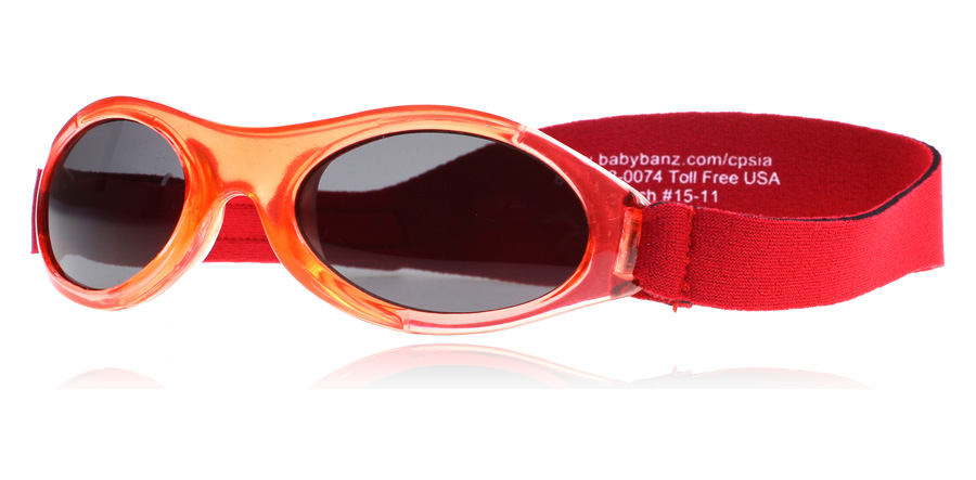 Baby Banz Adventure 0-2 Years Rot 01/AR 45mm