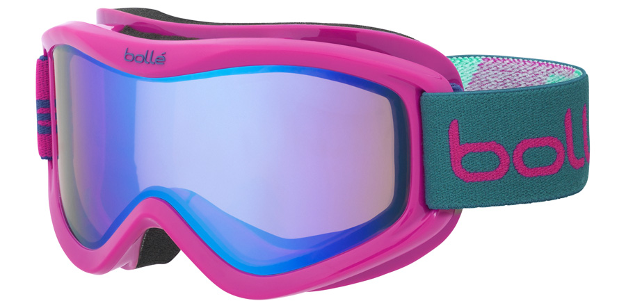 Bolle Junior Volt Plus Age 6+ years 21590 Pink Blocks 160mm