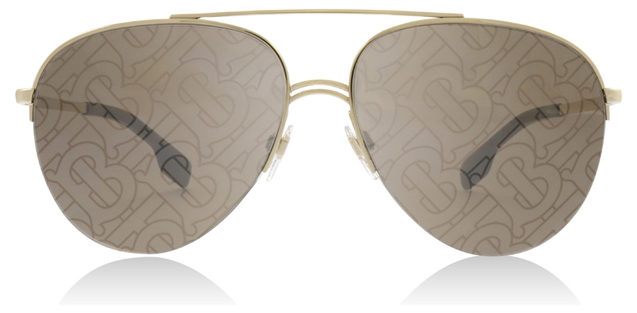 Burberry BE3113 Gold 1017P2 59mm