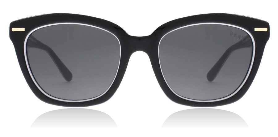 DKNY DY4142 Sonnenbrille Grau 372211 53mm oGMAA351gN