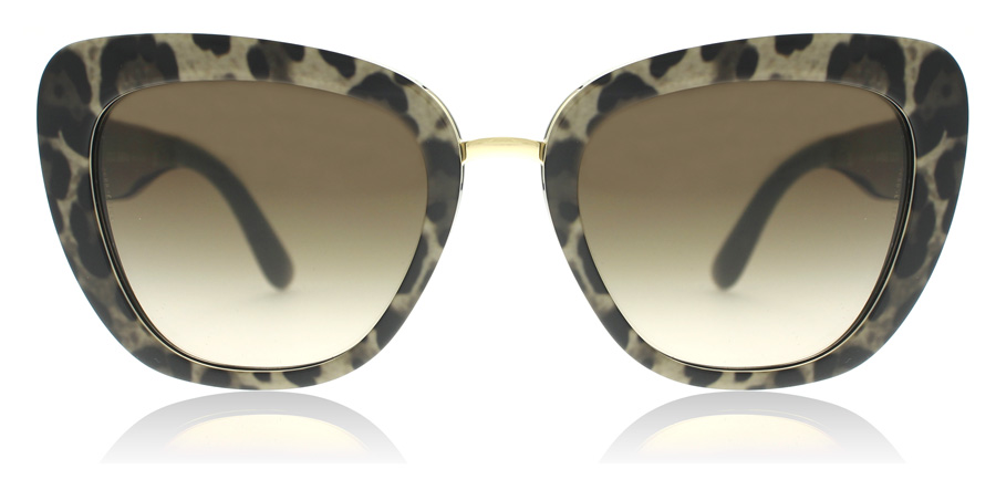 Dolce and Gabbana DG4296 Leopardenprint 199513 53mm