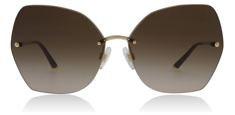 Dolce and Gabbana DG2204 Gold 02/13 64mm