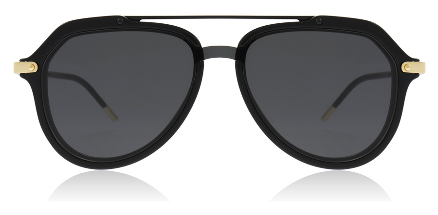 Dolce and Gabbana DG4330 Schwarz 501/87 22mm