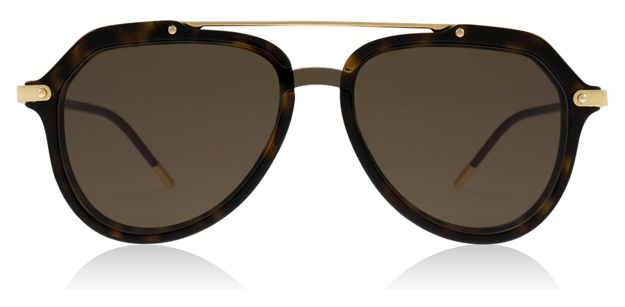 Dolce and Gabbana DG4330 Havanna 502/73 22mm