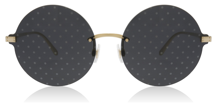 Dolce and Gabbana DG2228 Gold 02/L 62mm