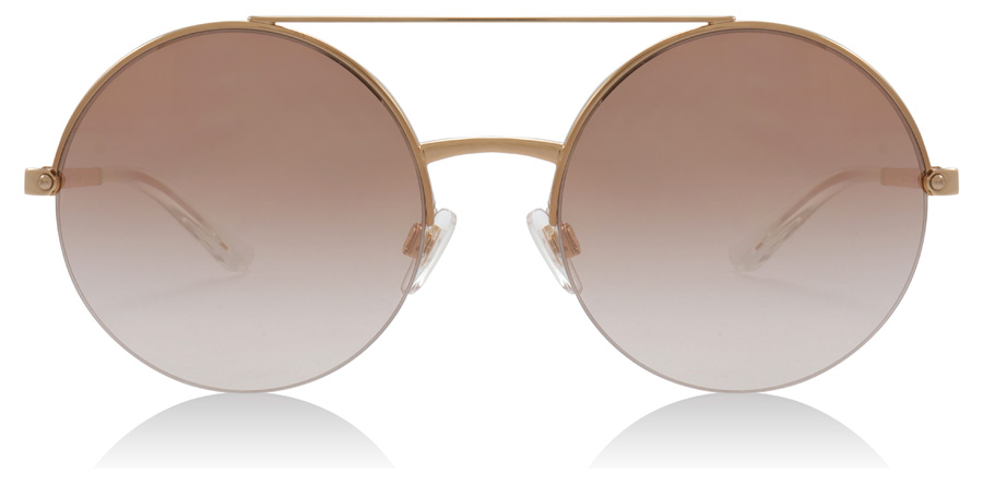 Dolce and Gabbana DG2237 Pink Gold 12986F 54mm