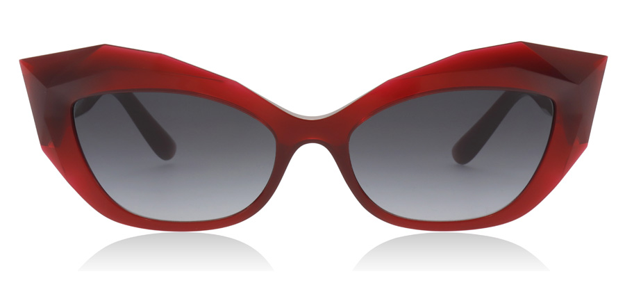 Dolce and Gabbana DG6123 Crystal / Red 15518G 54mm