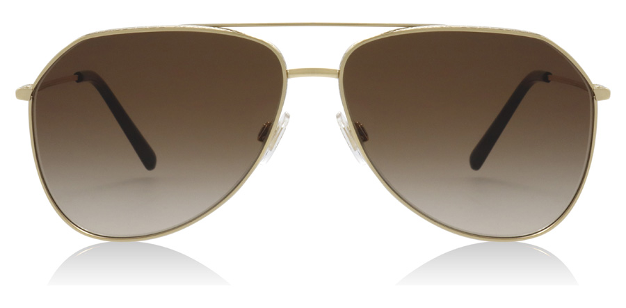 Dolce and Gabbana DG2244 Gold 02/13 59mm