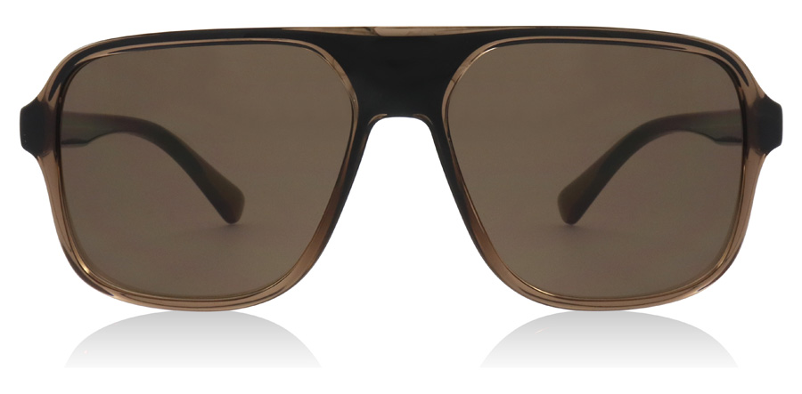 Dolce and Gabbana DG6134 Brown / Black 325973 57mm