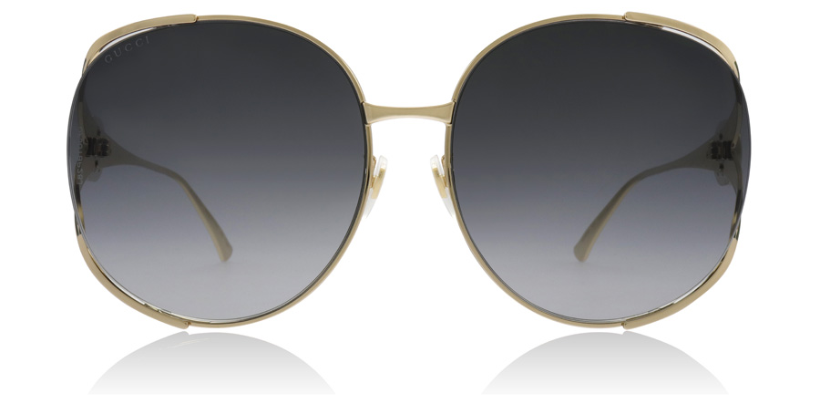 Gucci GG0225S Gold 001 63mm