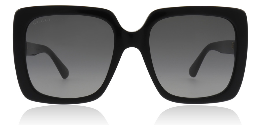 Gucci GG0418S Black 001 54mm