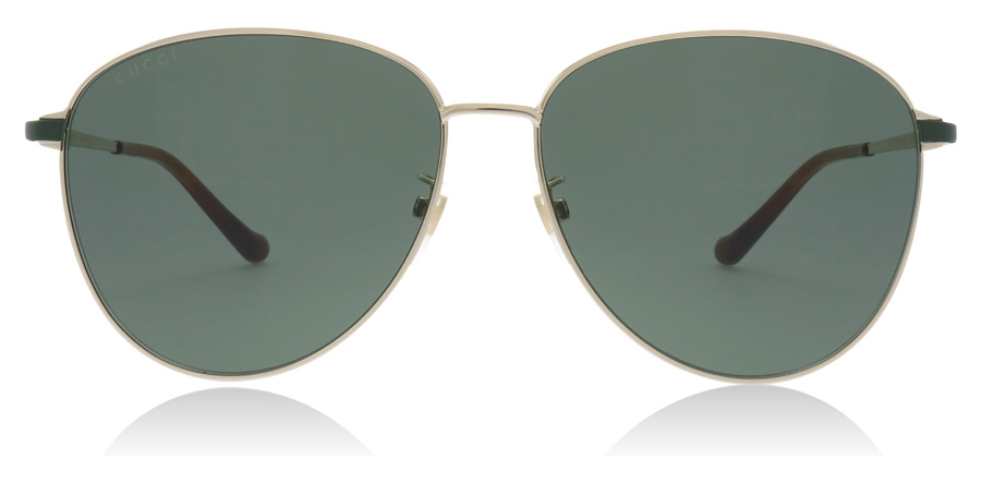 Gucci GG0573SK Gold / Green 003 60mm