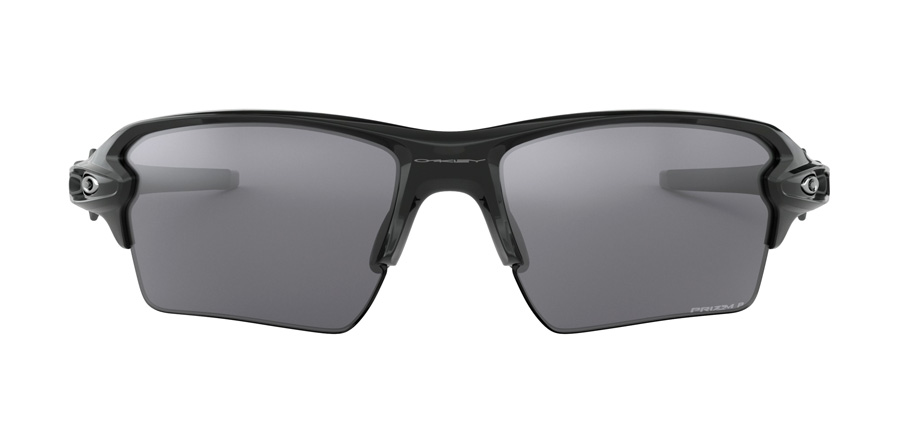 Oakley Flak 2.0 XL OO9188 Polished Black 72 59mm Polarisiert