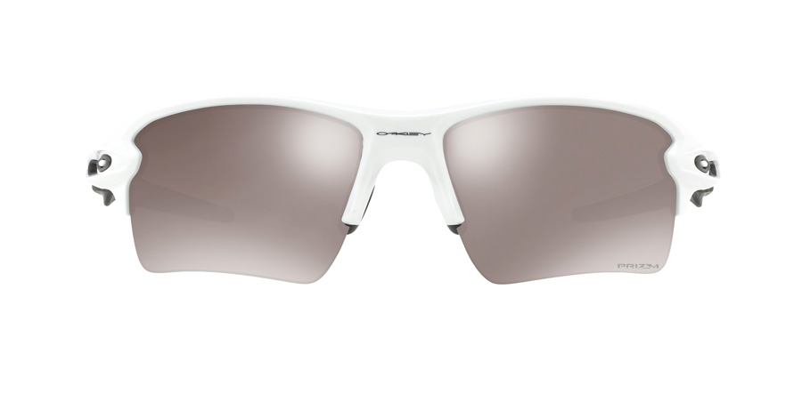 Oakley Flak 2.0 XL OO9188-59 Polished White OO9188-81 59mm Polarisiert
