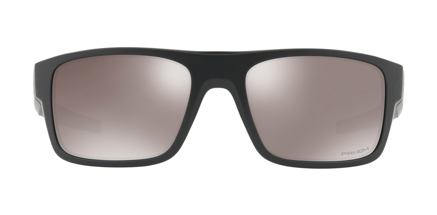 Oakley Drop Point OO9367-08 Mattschwarz 60mm Polarisiert