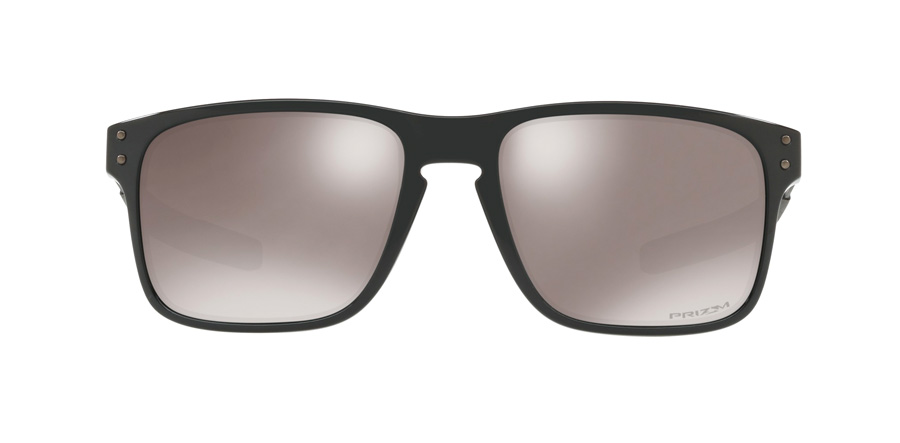 Oakley Holbrook Mix OO9384 Polished Black 06 57mm Polarisiert