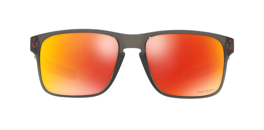 Oakley Holbrook Mix OO9384 Grey Smoke 07 57mm Polarisiert