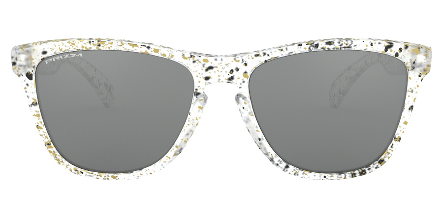 Oakley Frogskins OO9013 Splatter Clear G6 55mm
