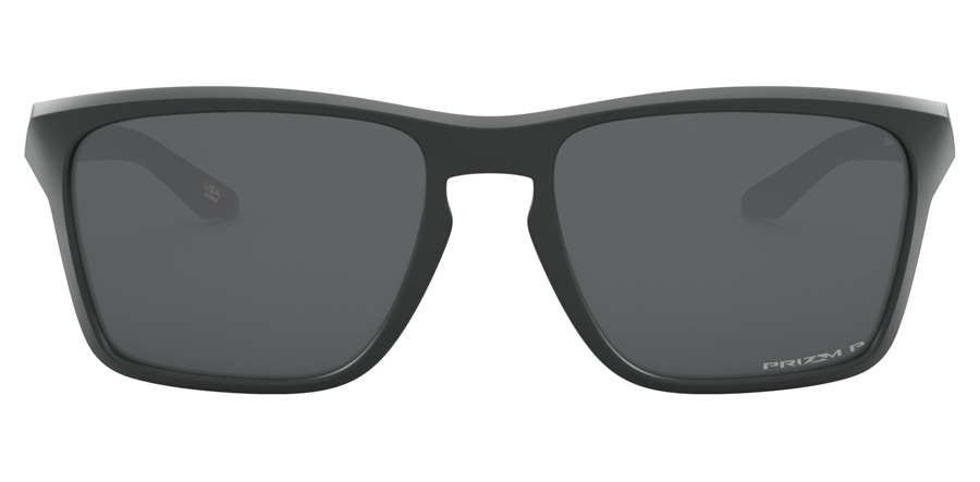 Oakley Sylas OO9448 Matte Black 06 57mm Polarisiert