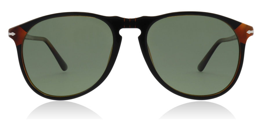 Persol PO6649SM Black 1096P1 55mm Polarisiert