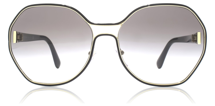 Prada PR53TS Pale Gold / Black 1AB0A7 62mm