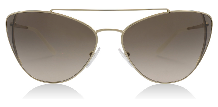 Prada PR65VS Pale Gold ZVN3D0 68mm