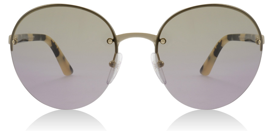Prada Heritage PR68VS Pale Gold ZVN757 61mm