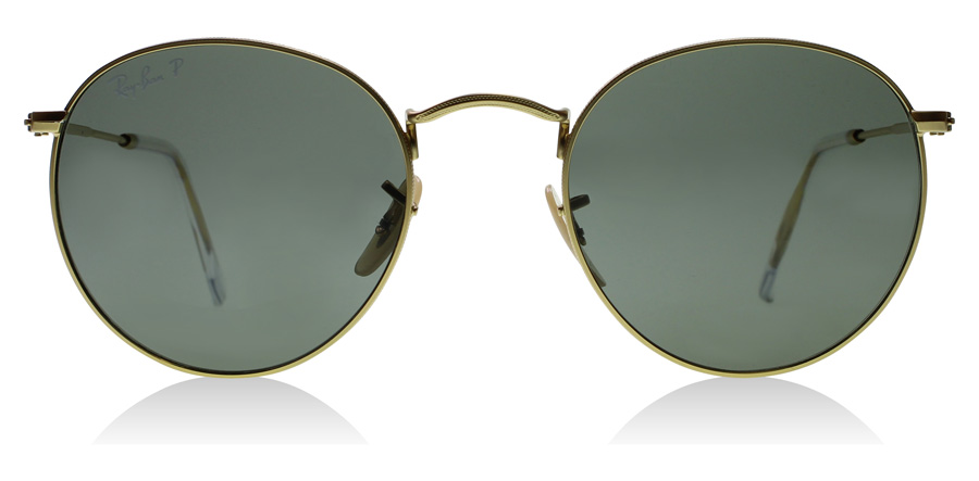 Ray-Ban RB3447 Gold 112/58 50mm Polarisiert