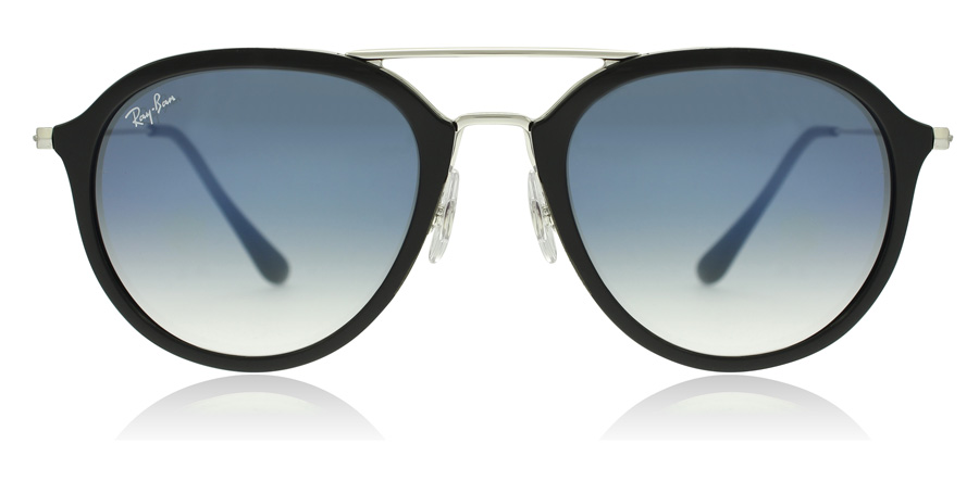 RAY BAN RAY-BAN Sonnenbrille » RB4253«, schwarz, 62923F