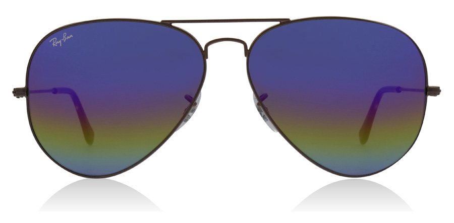 Ray-Ban RB3025 Metallic Dunkle Bronze 9019C2 62mm