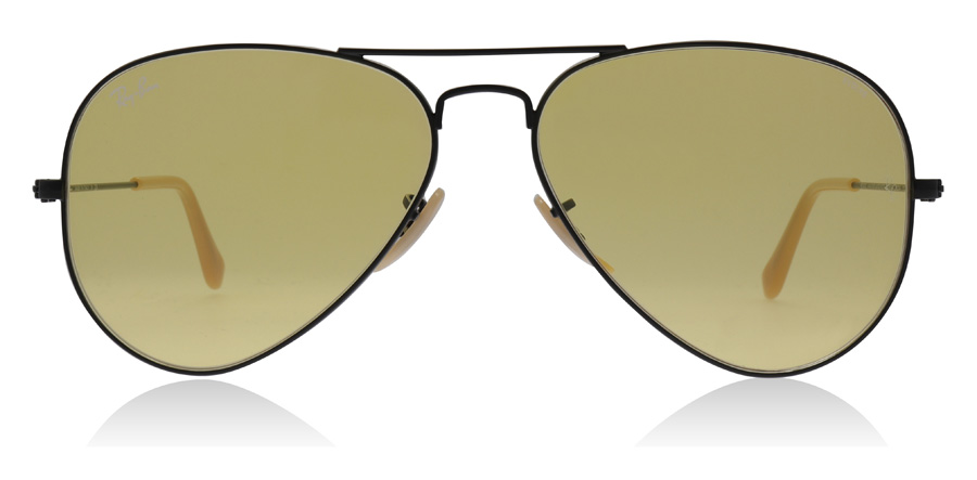 Ray-Ban RB3025 Schwarz 90664A 58mm