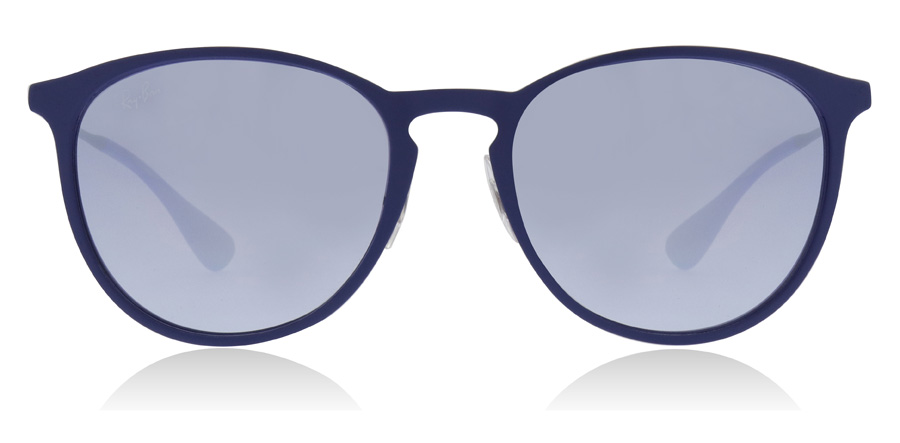 Ray-Ban RB3539 Rubber Electric Blue 90221U 54mm