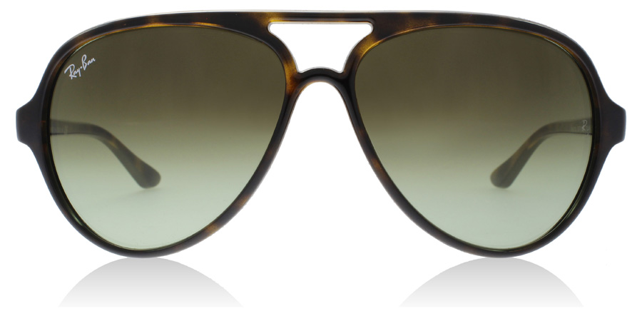 Ray-Ban CATS 5000 Cats RB4125 Havana 710/A6 59mm