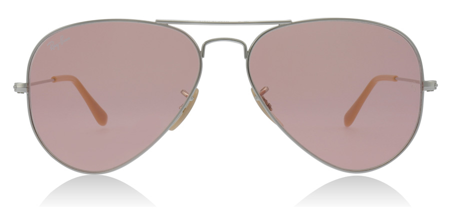 Ray-Ban RB3025 Silber 9065V7 58mm