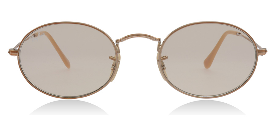 Ray-Ban Oval RB3547N Copper 9131S0 51mm