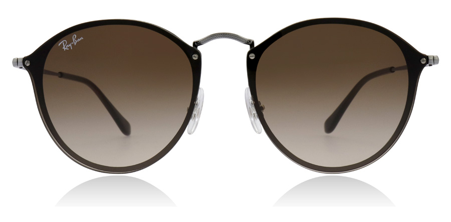 Ray-Ban RB3574N Blaze Round Gunmetal 004/13 59mm
