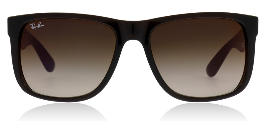 Ray-Ban Justin RB4165 Braun 714/S0 54mm