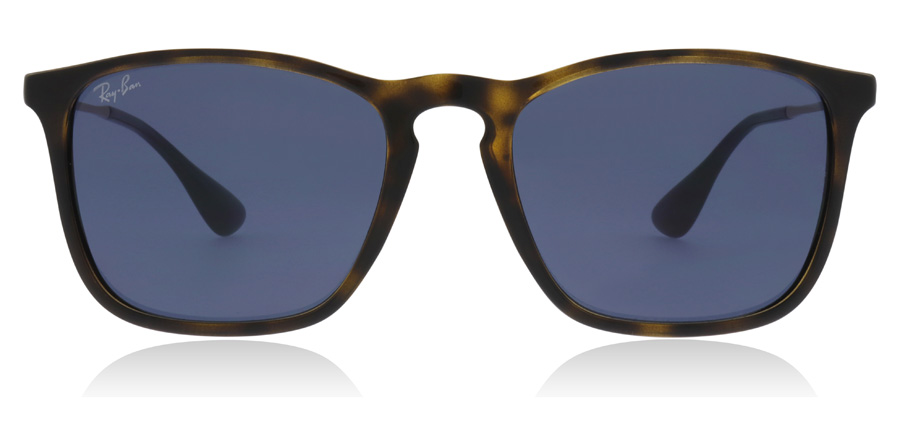 Ray-Ban Chris RB4187 Havanna / Copper 639080 54mm