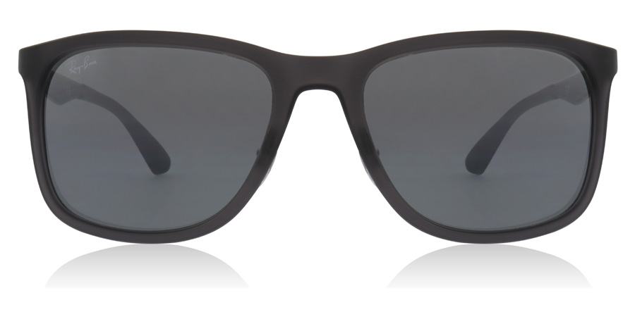 Ray-Ban RB4313 Matte Grey 637988 58mm