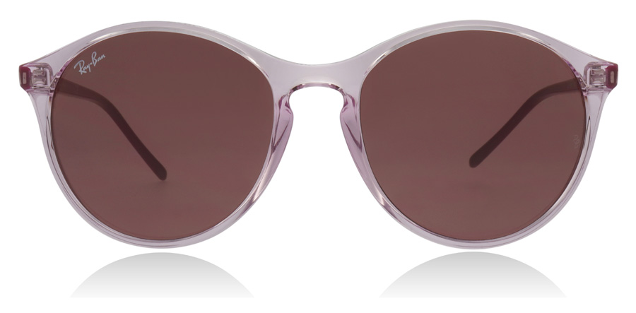 Ray-Ban RB4371 Transparent Pink 640075 55mm
