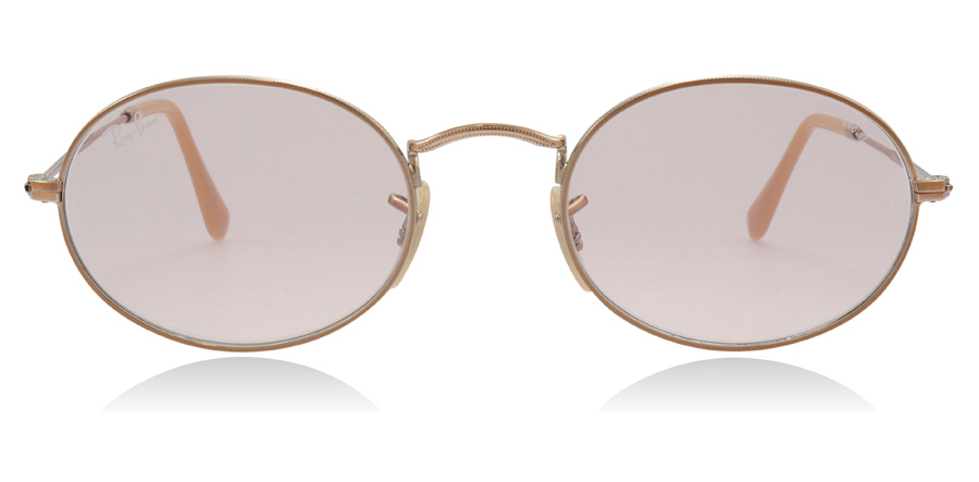 Ray-Ban Oval RB3547N Copper 91310X 51mm