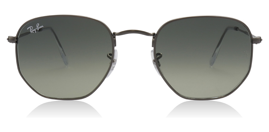 Ray-Ban RB3548N Hexagonal Gunmetal 004/71 51mm