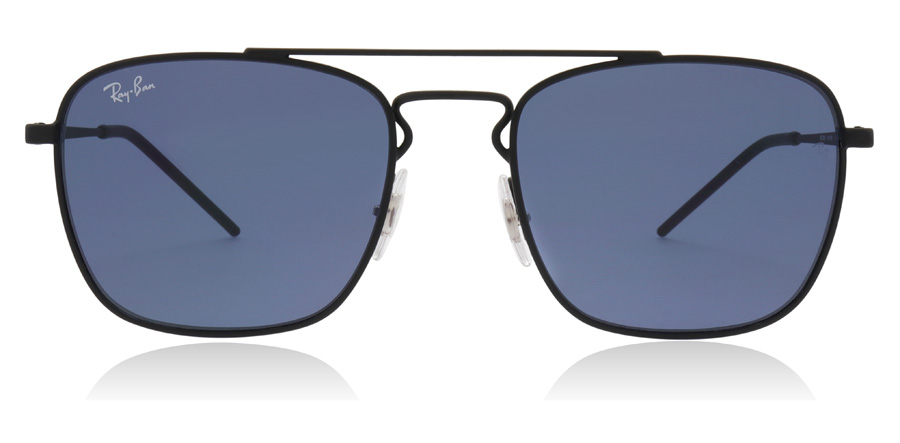 Ray-Ban RB3588 Rubber Black 901480 55mm