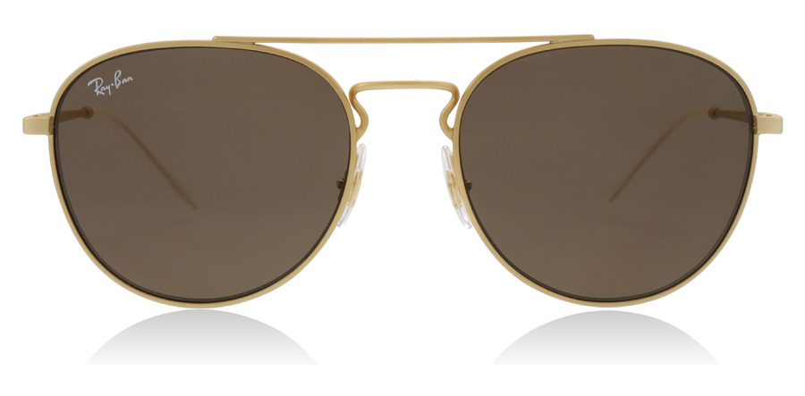 Ray-Ban RB3589 Rubber Gold 901373 55mm