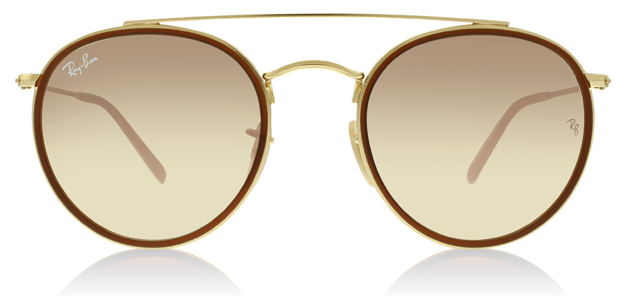 Ray-Ban RB3647N Gold 001/7O 51mm