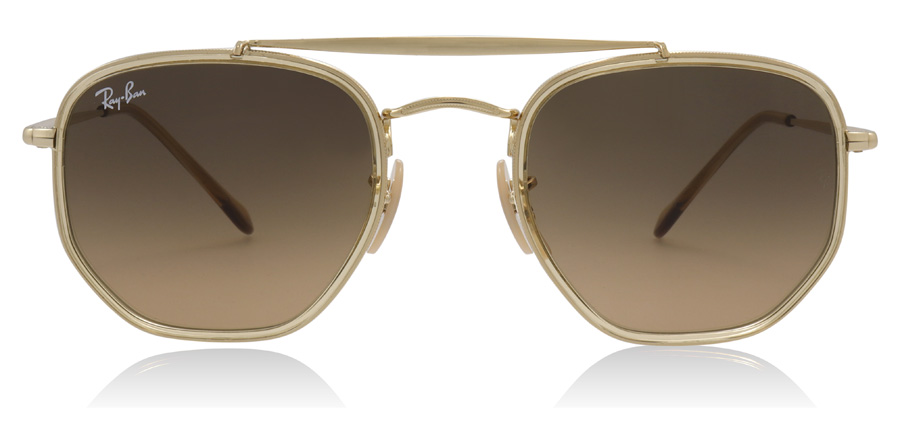 Ray-Ban The Marshal II RB3648M Gold 912443 52mm