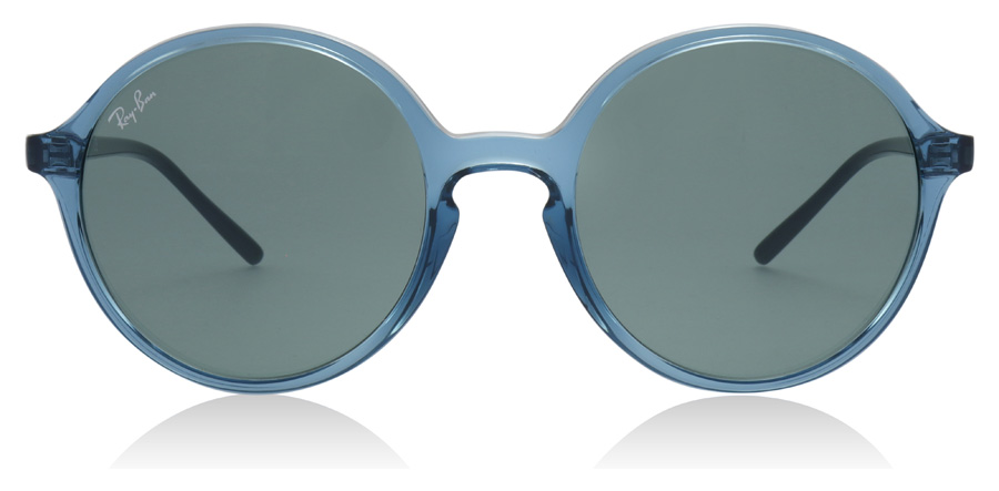 Ray-Ban RB4304 0RB4304 Transparent Torquoise 53mm