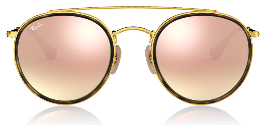 Ray-Ban RB3647N Gold 90877O 51mm