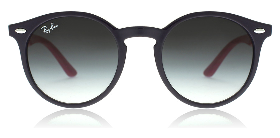Ray-Ban Junior RJ9064S Age 8-12 Years Violett 70218G 44mm